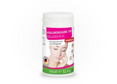 medicura_naturprodukte-Haut_Haare_Naegel-286_Hyaluronsaeure_100_Kollagen_Plus