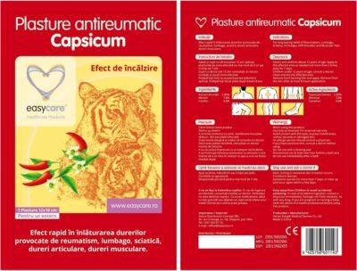 Plasture-capsicum-12x18cm