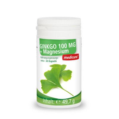 2961 Ginkgo 100 mg