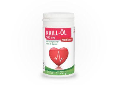 medicura_naturprodukte-Arginin-Antioxidantien_276_Krill-Öl500mg-60Kapseln